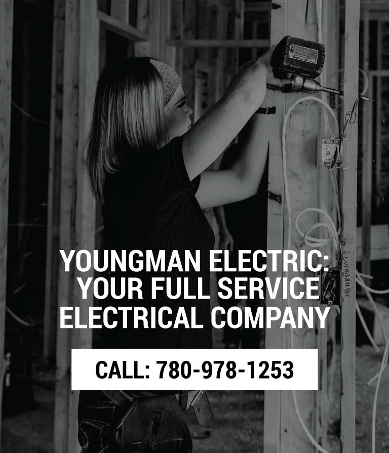 Youngman Electric - Grande Prairie's Residential & Commercial Electrical Specialists